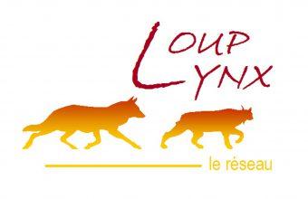 Logo du Réseau Loup-Lynx.